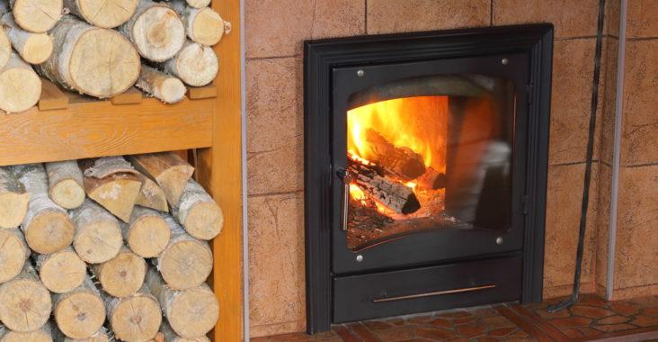 chauffage à bois